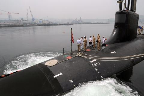 Vì sao Nga - Trung ớn lạnh tàu ngầm lớp Seawolf của Mỹ? - Ảnh 5.