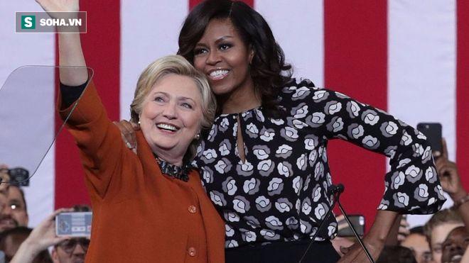 Không phải Hillary Clinton, Michelle Obama mới là người đóng sập cửa vào Nhà Trắng của Trump - Ảnh 2.