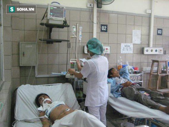 Cảnh báo thứ đồ uống khoái khẩu của đàn ông Việt: Chết từ từ và chết không kịp ngáp! - ảnh 1