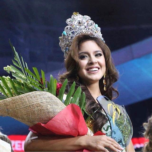Cô gái vừa đánh bại Nam Em tại Hoa hậu Trái đất bị tố ngủ với nhà tài trợ - Ảnh 2.