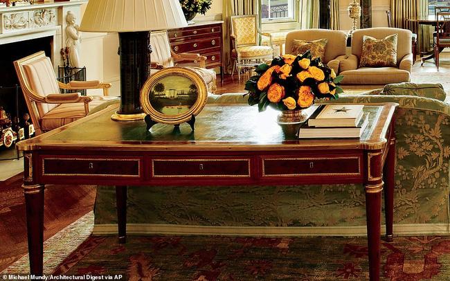 Có gì trong những căn phòng sinh hoạt của Tổng thống Obama và gia đình tại Nhà Trắng? - Ảnh 1.