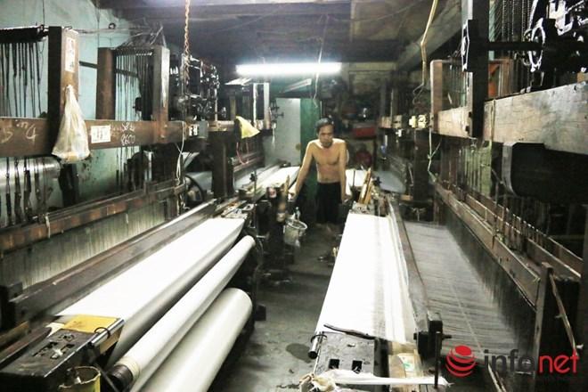 Khám phá làng dệt vải cổ nhất Sài Gòn - Ảnh 1.