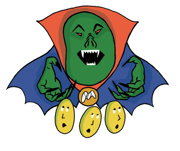 Phát hiện vi khuẩn ăn thịt có thể tiêu diệt các loại vi khuẩn kháng thuốc - Ảnh 1.