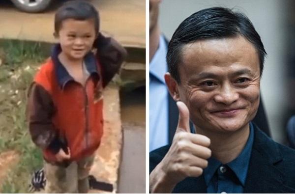 Sự thật phía sau câu chuyện cậu bé nghèo đổi đời vì có gương mặt giống hệt tỷ phú Jack Ma - Ảnh 1.