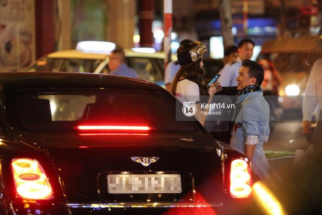 Hồ Ngọc Hà bị bắt gặp lái xe của đại gia Chu Đăng Khoa đi dự sự kiện - Ảnh 2.