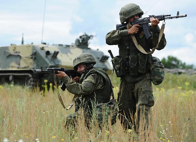 Lục quân Nga khoe hàng chủ lực  - Ảnh 1.