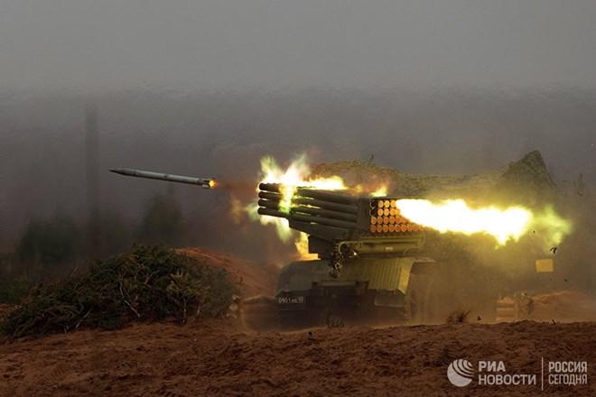 Những huyền thoại của lực lượng Tên lửa và Pháo binh Nga - Ảnh 1.