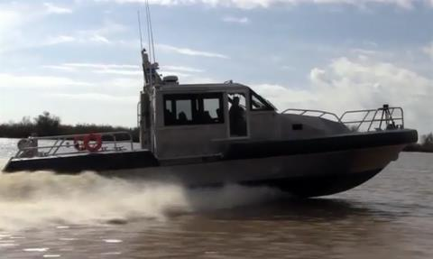 Mỹ hoàn tất đóng tàu tuần tra cho Việt Nam  - Ảnh 1.