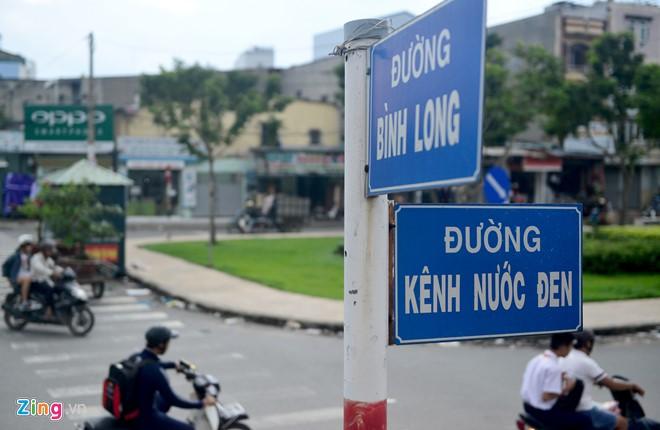 Những tên đường thử thách tài suy luận ở Sài Gòn - Ảnh 1.