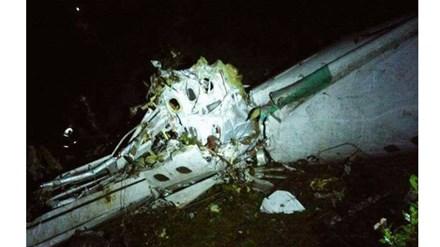 Tiết lộ bất ngờ vụ máy bay chở đội bóng Brazil rơi, 76 người thiệt mạng - Ảnh 1.