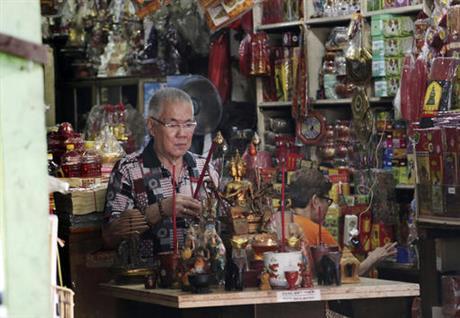 Indonesia: Biểu tình rung chuyển Jakarta đòi bắt giam thị trưởng gốc Hoa, cộng đồng Hoa kiều run sợ - Ảnh 4.