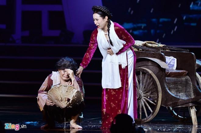 Thành Trung phát ngôn gây tranh cãi trong show Trường Giang - Ảnh 1.