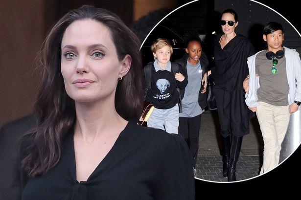Tiết lộ bản thỏa thuận quyền nuôi con khắt khe của Angelina Jolie và Brad Pitt - Ảnh 1.