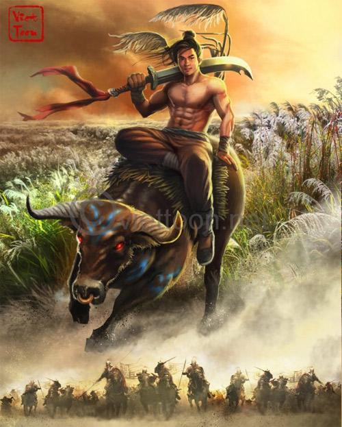 Chuyện có thật trong lịch sử Việt Nam: Tội phạm bị ném vào vạc dầu, cho hổ ăn thịt - Ảnh 3.