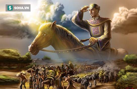 Mưu lược Bà chúa không ngai và cuộc hành binh thần tốc, kỳ lạ bậc nhất sử Việt - Ảnh 2.