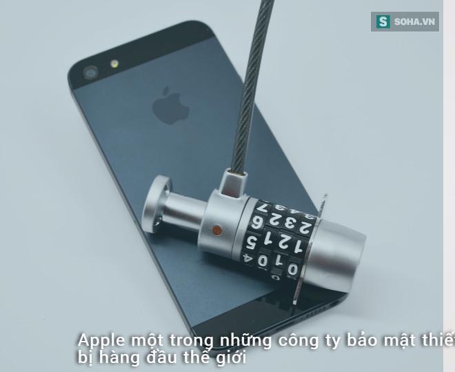 Vũ khí bí mật của Apple đã khiến CIA dùng mọi cách phá hủy mà vẫn công dã tràng - Ảnh 1.