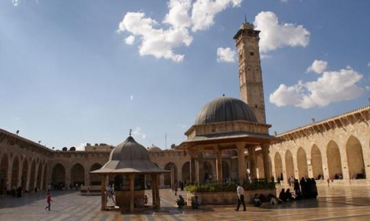 Vẻ lộng lẫy của Aleppo trước chiến tranh - Ảnh 1.