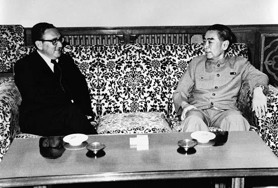 Nixon-Kissinger đã kéo nước Mỹ vào chính sách Một Trung Quốc như thế nào? - Ảnh 5.
