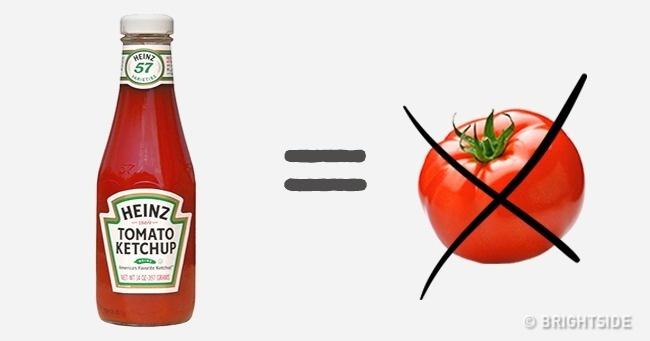 Quá khó: Trong mỗi chai ketchup có bao nhiêu quả cà chua? - ảnh 5