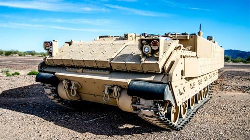 Mỹ phát triển xe bọc thép mới thay thế M113 - Ảnh 1.