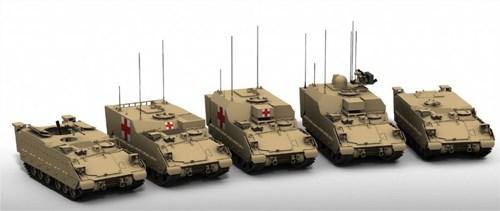 Mỹ phát triển xe bọc thép mới thay thế M113 - Ảnh 2.