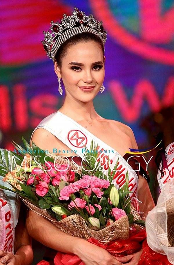 Nhan sắc nào sẽ đăng quang Hoa hậu Thế giới 2016 - Ảnh 2.