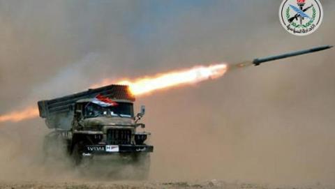 Toàn cảnh chiến trường Syria 2016: Khởi sắc nhưng vẫn lo âu  - Ảnh 1.