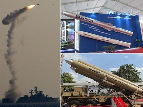 Đòn đánh của tên lửa BrahMos khi được tăng tầm trên biển Đông  - Ảnh 1.