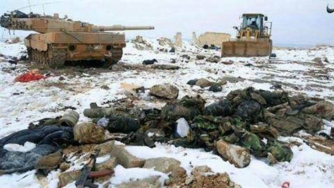 Quân Thổ gặp họa ở al-Bab/Aleppo: Tan tành lá chắn Euphrates  - Ảnh 1.