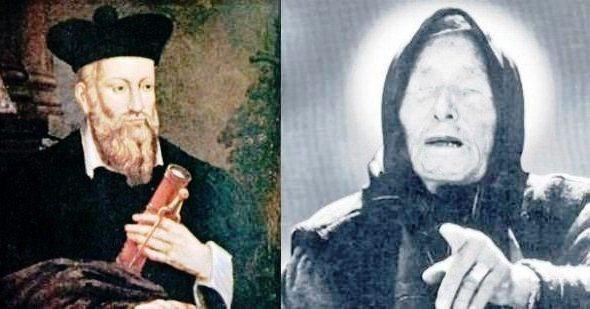 Vanga, Nostradamus từng tiên tri về Putin? - Ảnh 1.