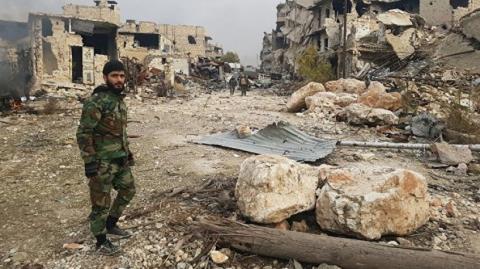 Hậu quả đáng sợ sau chiến thắng Aleppo  - Ảnh 1.