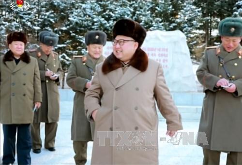 Triều Tiên quyết hoàn tất phát triển vũ khí hạt nhân trong năm 2017 - Ảnh 1.