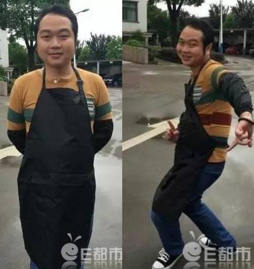 Không còn nhận ra chàng cắt tóc nhọ nhất Tuyệt đỉnh Kungfu - Ảnh 5.