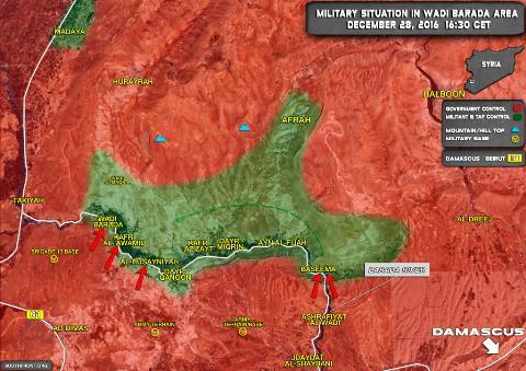 Syria 24h: SAA huy động 10.000 quân dồn dập tấn công chảo lửa Palmyra  - Ảnh 2.