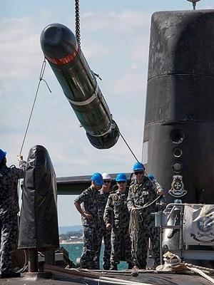 Trung Quốc giúp Mỹ tái sản xuất ngư lôi Mk-48 mới - Ảnh 2.