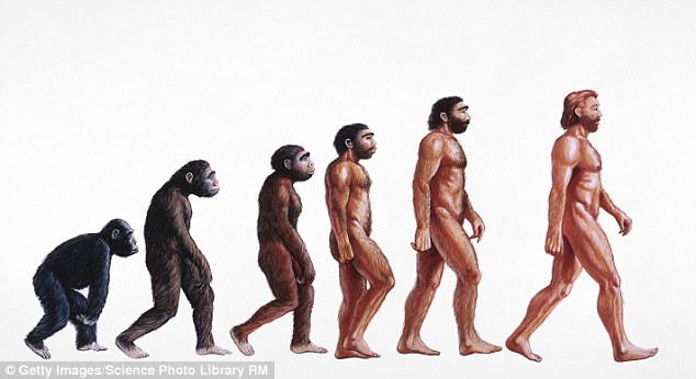 Đây là bằng chứng cho thấy sự tiến hóa của loài người vẫn còn rất lỗi - Ảnh 1.