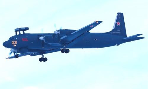 Hải quân Nga sắp tiếp nhận máy bay săn ngầm IL-38N thứ 8 - Ảnh 1.