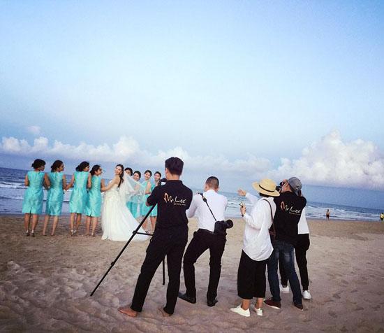 Ảnh cưới đẹp như mơ của MC thời tiết đẹp nhất VTV - Ảnh 10.
