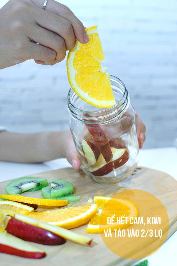 2 phút làm detox từ nước trái cây thanh lọc cơ thể - ảnh 10