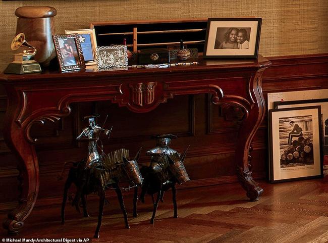 Có gì trong những căn phòng sinh hoạt của Tổng thống Obama và gia đình tại Nhà Trắng? - Ảnh 11.