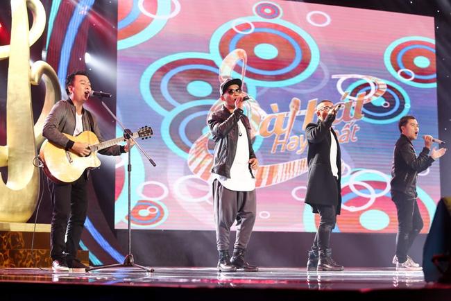 Sing My Song: Hot boy 16 tuổi khiến 4 giám khảo cuống cuồng giành giật vì sáng tác gây nghiện! - Ảnh 12.
