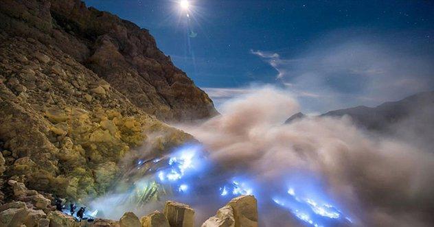 10 địa điểm siêu thực trên thế giới khiến ngành khoa học phải điên đầu tìm lời giải đáp - Ảnh 11.