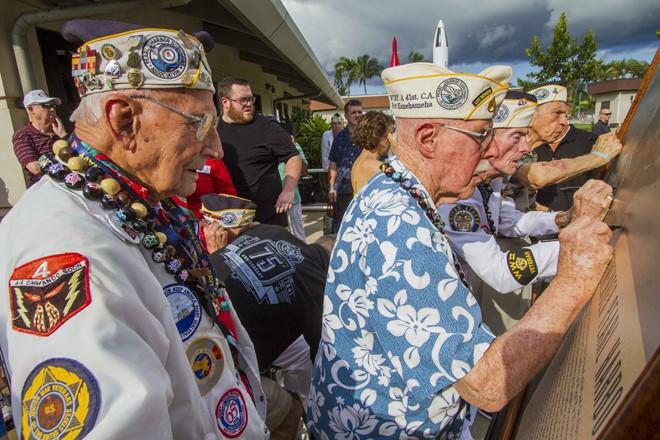 Trân Châu Cảng: 75 năm sau ngày 'ô nhục' của nước Mỹ - ảnh 12