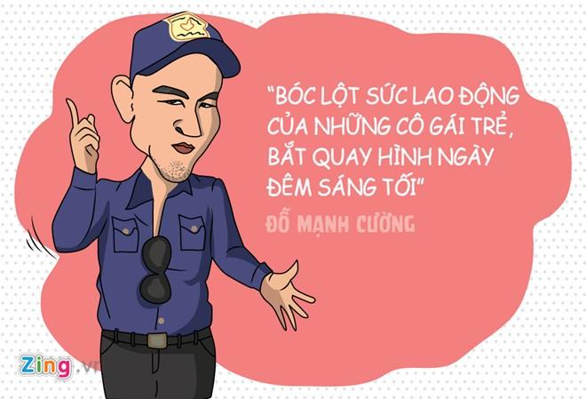 12 phát ngôn làm dậy sóng làng giải trí Việt 2016 - Ảnh 12.