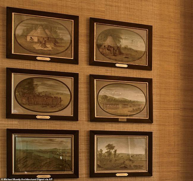 Có gì trong những căn phòng sinh hoạt của Tổng thống Obama và gia đình tại Nhà Trắng? - Ảnh 13.