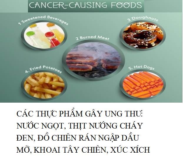 11 loại thực phẩm gây ung thư thường gặp - Ảnh 13.