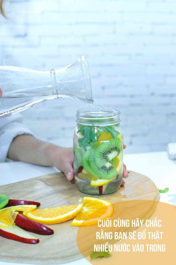 2 phút làm detox từ nước trái cây thanh lọc cơ thể - ảnh 13
