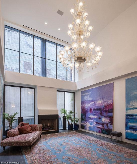 Bí mật bên trong căn hộ với giá thuê gần 900 triệu một tháng của Taylor Swift - Ảnh 2.