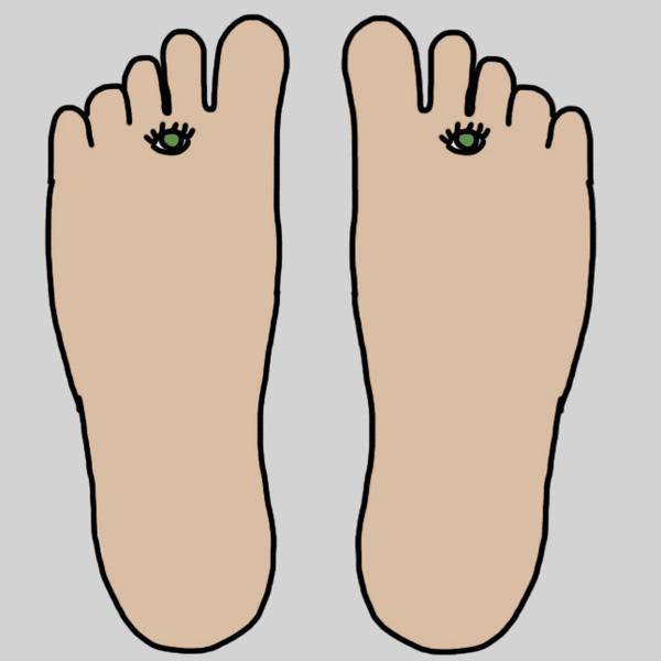 Bấm huyệt ở chân: Cách chữa bệnh vô cùng hay mà ít người biết - Ảnh 2.