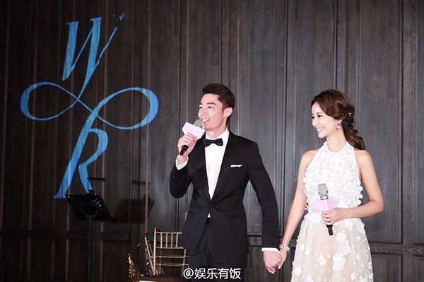 1 tỷ đô la Hồng Kông là giá trị số nữ trang Lâm Tâm Như đeo trong hôn lễ - Ảnh 2.